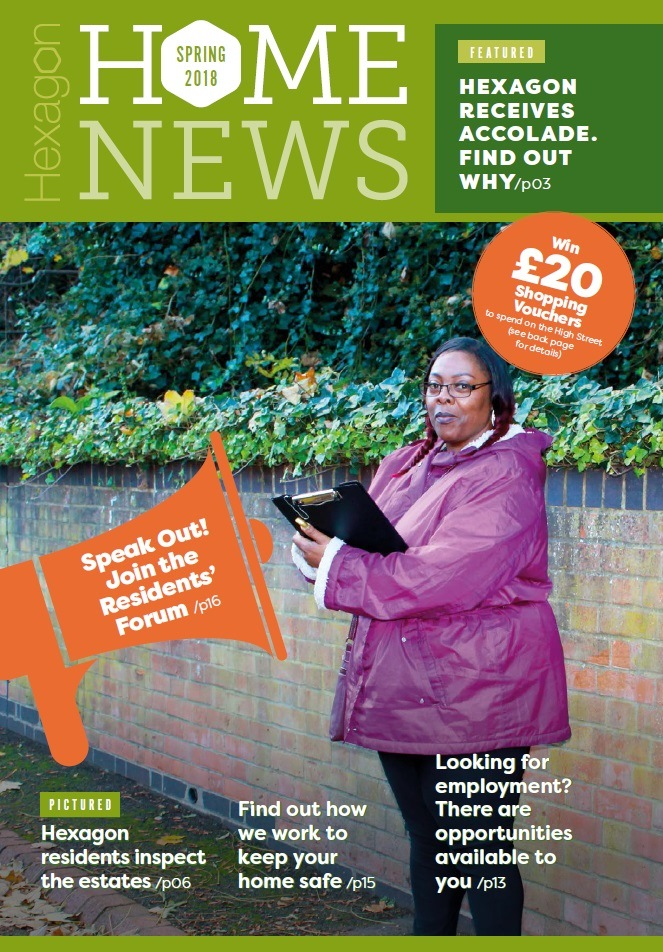 Home News front cover Apr 18