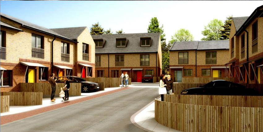 Brickfield Cottages
