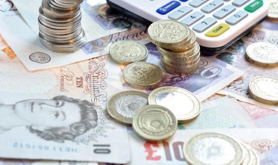 UK sterling pounds