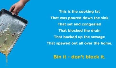Bin it dont block it v10