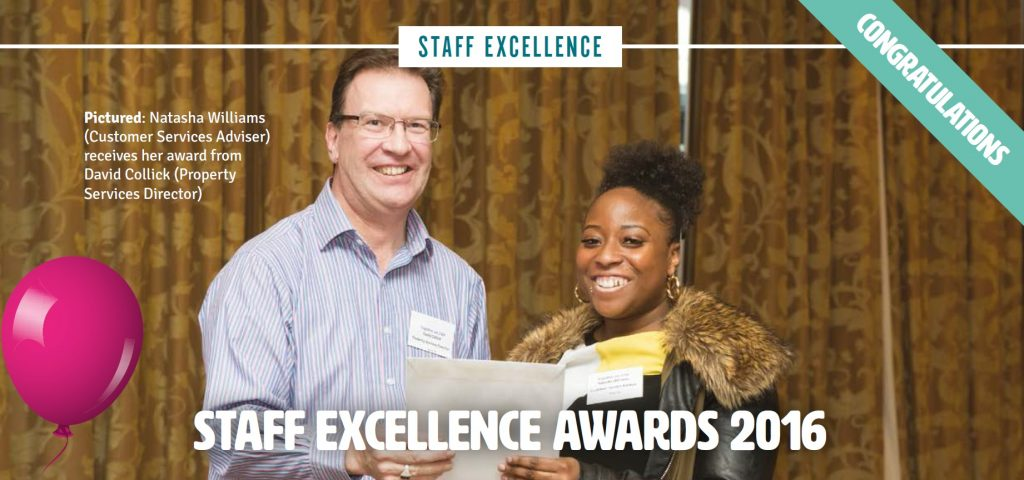 Staff Conference Excellence 2016