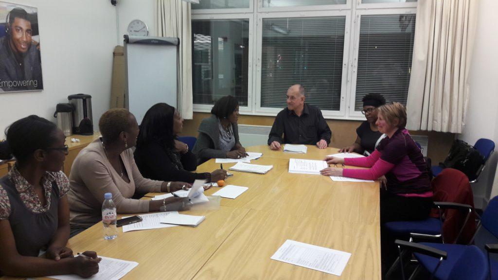 Residents' Forum meeting