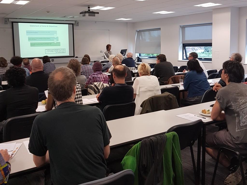 Co-op seminar group