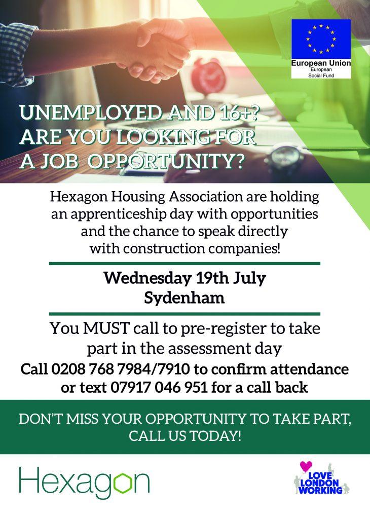Apprenticeship event
